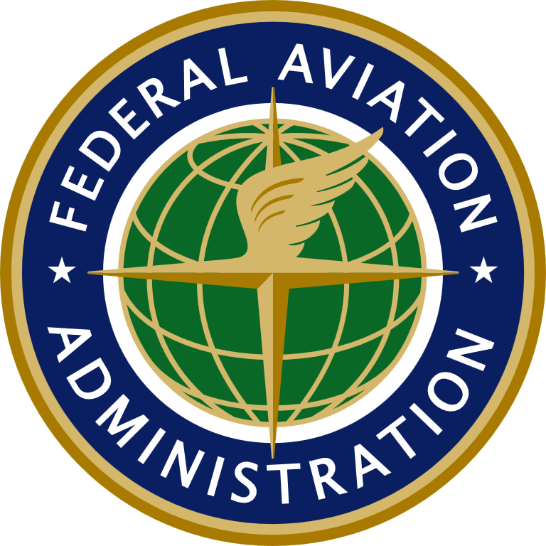 Department of Transportation - Federal Aviation Administration logo
