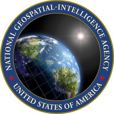 Department of Defense - National Geospatial Intelligence Agency logo