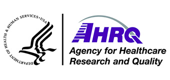 Department of Health and Human Services - Agency for Healthcare Research and Quality logo