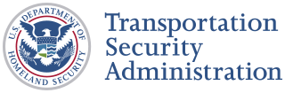 Department of Homeland Security - Transportation Security Administration logo