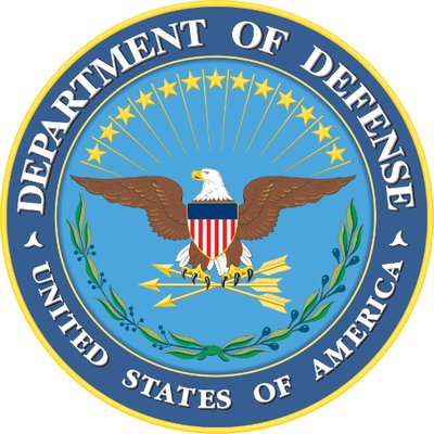 Department of Defense - U.S. Army logo