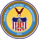 Federal Maritime Commission logo