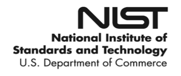 Department of Commerce - National Institute of Standards and Technology logo