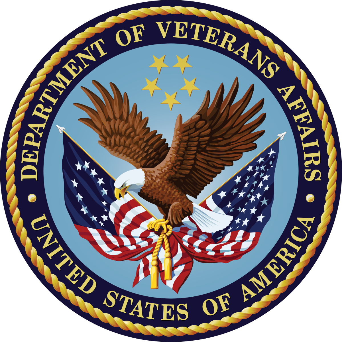U.S. Department of Veterans Affairs - Veterans Health Administration logo